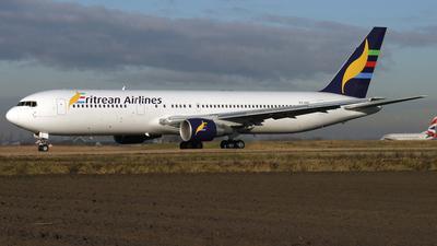 E3-AAO - Boeing 767-366(ER) - Eritrean Airlines