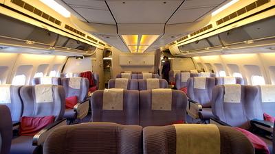 HS-TAT - Airbus A300B4-622R - Thai Airways International