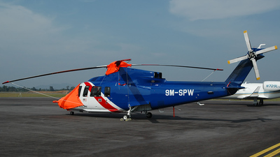 9M-SPW - Sikorsky S-76 - MHS Aviation
