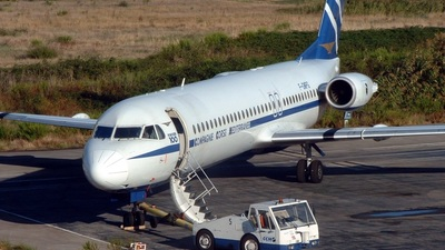 F-GMPG - Fokker 100 - CCM Airlines
