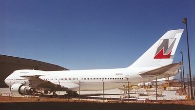 N487GX - Boeing 747-230B - Nationair Canada