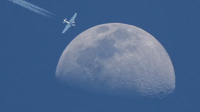 N928NA - Martin WB-57F Canberra - United States - National Aeronautics and Space Administration (NASA)