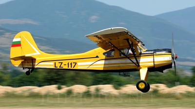 LZ-117 - PZL-Okecie 101A Gawron - Private