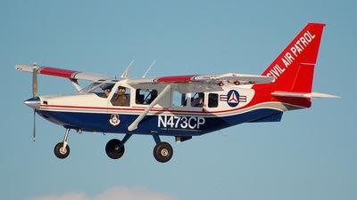 A picture of N473CP - Gippsland GA8 - Civil Air Patrol - © Nick Michaud