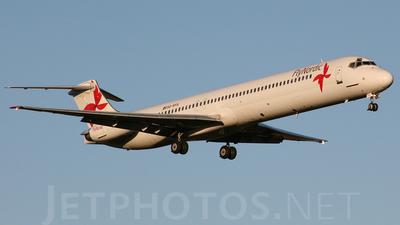 SE-RFA - McDonnell Douglas MD-83 - Flynordic