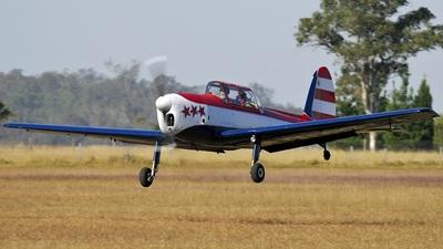 VH-NMX - De Havilland Canada DHC-1 Chipmunk - Private