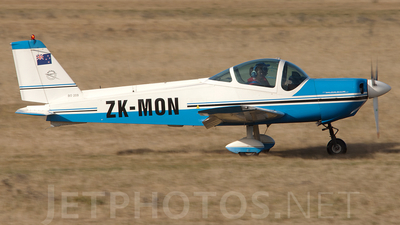 ZK-MON - Bolkow Bo.209 Monsun 150RV - Private