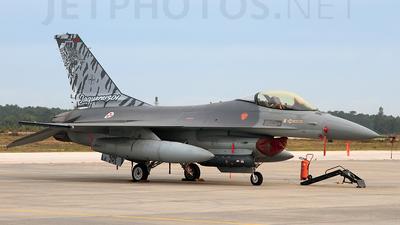 15106 - General Dynamics F-16AM Fighting Falcon - Portugal - Air Force
