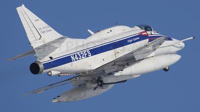 N432FS - McDonnell Douglas A-4N Skyhawk - BAe Systems