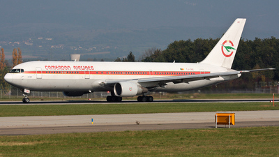 TJ-CAC - Boeing 767-33A(ER) - Cameroon Airlines