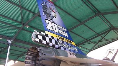 2337 - General Dynamics F-16B Fighting Falcon - Venezuela - Air Force