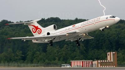EX-00002 - Tupolev Tu-154M - Air Manas