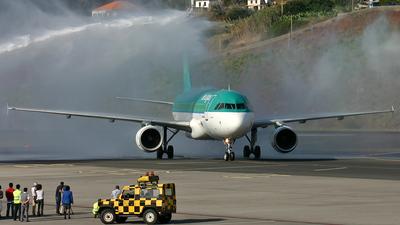 EI-CVD - Airbus A320-214 - Aer Lingus