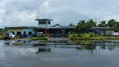 WBKD - Airport - Terminal