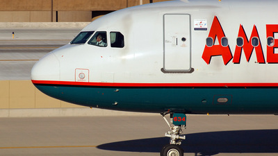 N634AW - Airbus A320-231 - America West Airlines