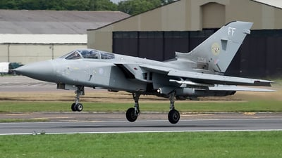 ZE158 - Panavia Tornado F.3 - United Kingdom - Royal Air Force (RAF)