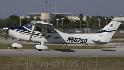 A picture of N567SD - Cessna 182Q Skylane - [18267477] - © Erlend Karlsen