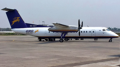S2-ACT - Bombardier Dash 8-311 - GMG Airlines