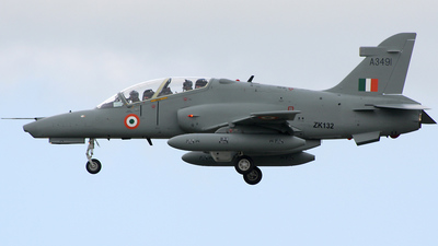 A3491 - British Aerospace Hawk Mk.132 - India - Air Force