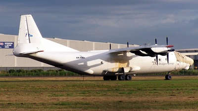 ER-AXA - Antonov An-12BP - Air Bridge Group