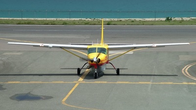 N90HL - Cessna 208B Grand Caravan - DHL (Air St. Kitts & Nevis)