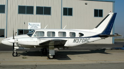 A picture of N370RC - Piper PA31310 - [31268] - © Stephen Tornblom