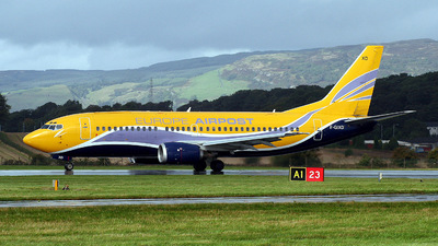 F-GIXD - Boeing 737-33A(QC) - Europe Airpost