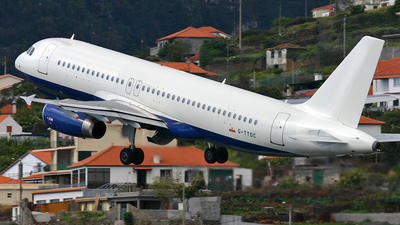 G-TTOC - Airbus A320-232 - GB Airways