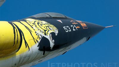 MM6504 - Lockheed F-104G Starfighter - Italy - Air Force