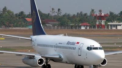 PK-RIM - Boeing 737-230(Adv) - Mandala Airlines