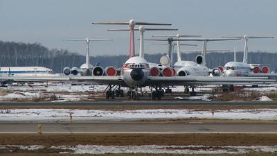 UUDD - Airport - Ramp