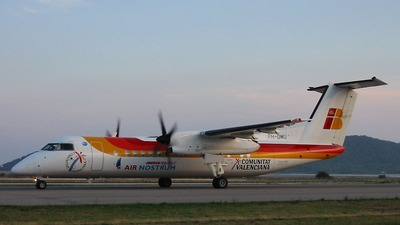 PH-DMU - Bombardier Dash 8-315 - Iberia Regional (Air Nostrum)