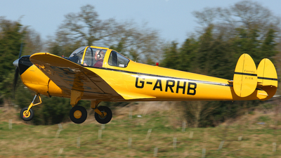 A picture of GARHB - Forney F1A Aircoupe - [5733] - © Paul Stevenson