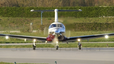 PH-DIX - Pilatus PC-12/45 - Din Air