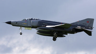 69-7521 - McDonnell Douglas RF-4E Phantom II - Turkey - Air Force