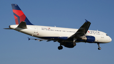 N343NW - Airbus A320-212 - Delta Air Lines