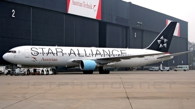 OE-LAY - Boeing 767-3Z9(ER) - Austrian Airlines