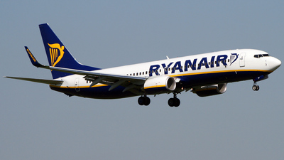 EI-EBT - Boeing 737-8AS - Ryanair