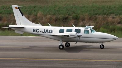 A picture of ECJAG - Piper PA60601 Aerostar - [610307109] - © javier del olmo