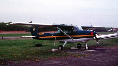 C-GZHF - Cessna 152 - Private