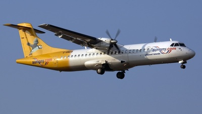 G-BWDB - ATR 72-202 - Aurigny Airways
