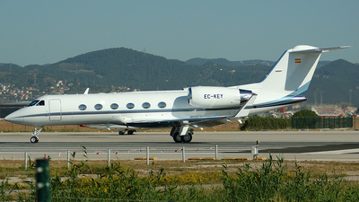 EC-KEY - Gulfstream G-IV - Executive Airlines