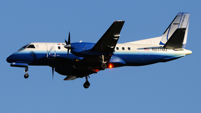 A picture of N237MJ -  - [340B237] - © FOKKER AIRCRAFT