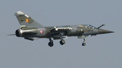 30-QF - Dassault Mirage F1CR - France - Air Force