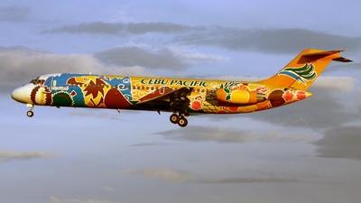 RP-C1540 - McDonnell Douglas DC-9-31 - Cebu Pacific Air