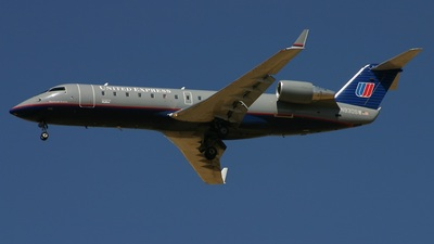 N930SW - Bombardier CRJ-200ER - United Express (SkyWest Airlines)