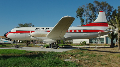 N8042W - Convair CV-440 - Private