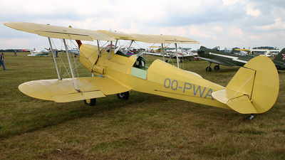 OO-PWA - SNCAN/Stampe SV.4C - Private