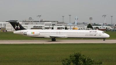 TZ-RMK - McDonnell Douglas MD-83 - Air Mali International