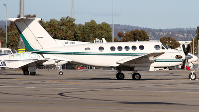 VH-LWO - Beechcraft B200 Super King Air - Lucas Aviation